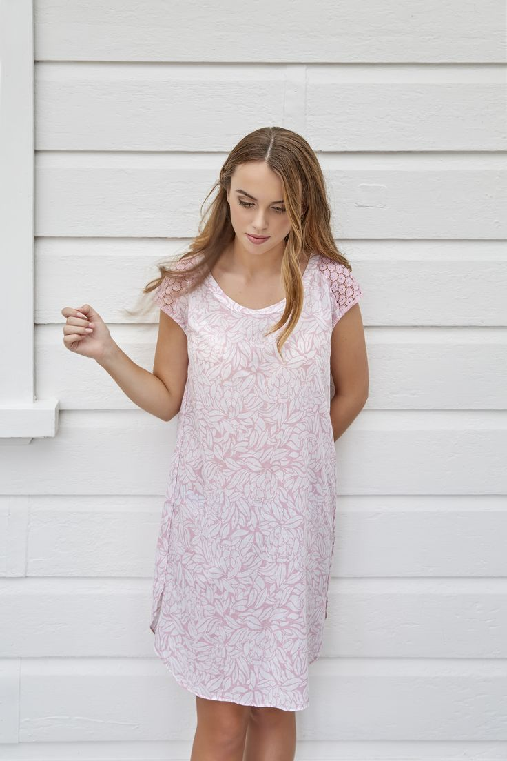 Wallace Cotton Sleepwear Spring 2016 www.wallacecotton.com
