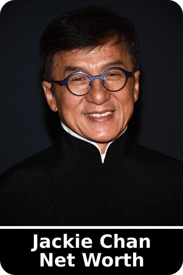 Jackie Chan New Photo, Net Worth, Movies, Age, Wife ...
