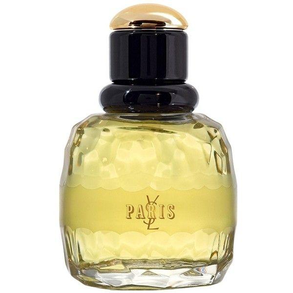 Women's Yves Saint Laurent 'Paris' Eau De Parfum Natural Spray ($77) ❤ liked on Polyvore featuring beauty products, fragrance, perfume, makeup, no color, yves saint laurent, spray perfume, edp perfume, eau de perfume and eau de parfum perfume