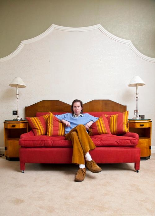 Wes Anderson by Rob Greig