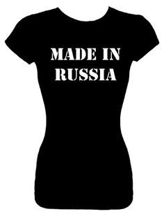 Santas Tools and Toys Workshop: Apparel: Junior's Size M Fashion Top T-Shirts (MADE IN RUSSIA) Funny Humorous Slogans Comical Sayings Juniors Fashion Cut Fitted Black Shirt; Great Gift Ideas for Girls, Misses, Juniors, & Teens (Novelty Items) You will love this <3 https://funnyshirts.lol
