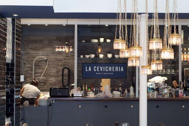 La Cevicheria 16 Rue Marie Stuart 75002 Paris