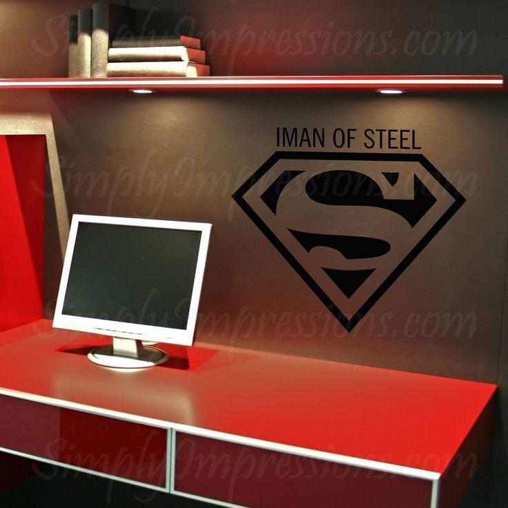 Iman Of Steel