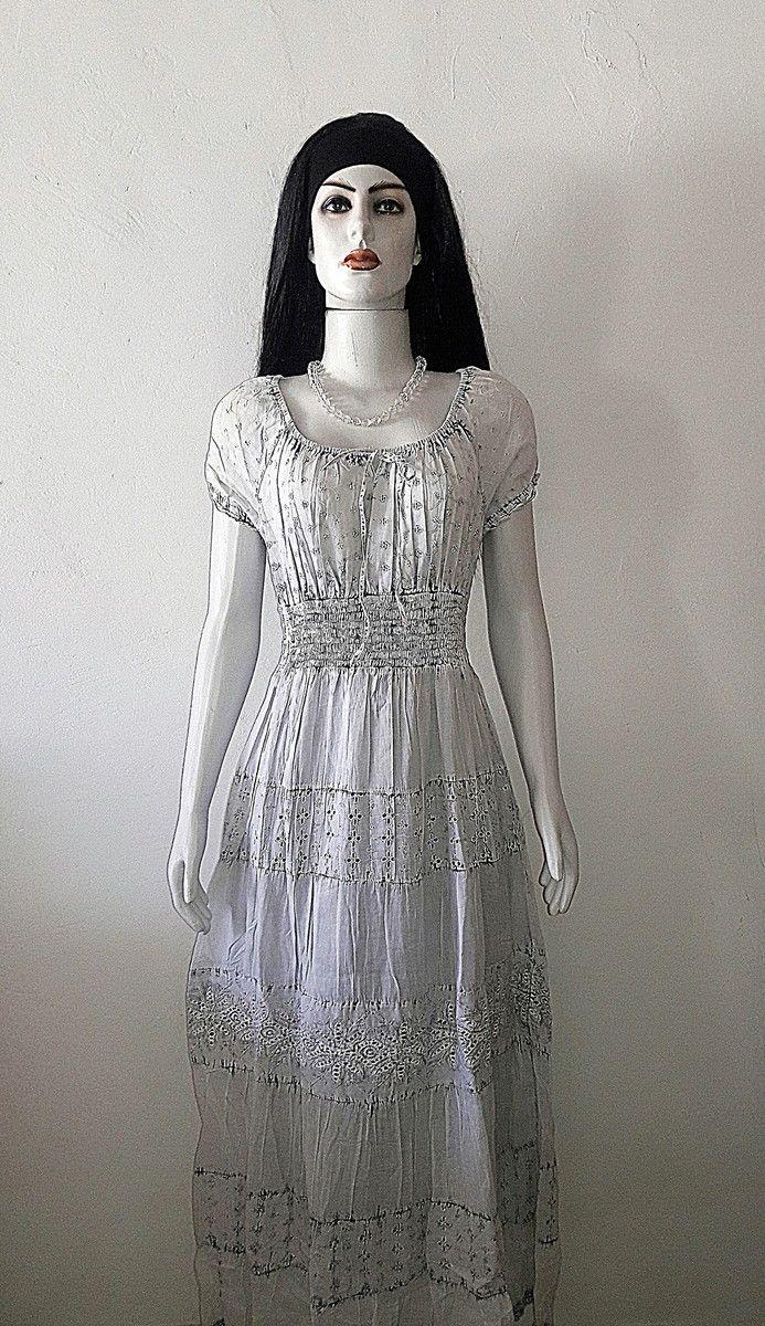 5a5badef5 vestido tecido lese manga cigana festa no Elo7 | Belíssima Moda Criativa  Bordados e Rendas -