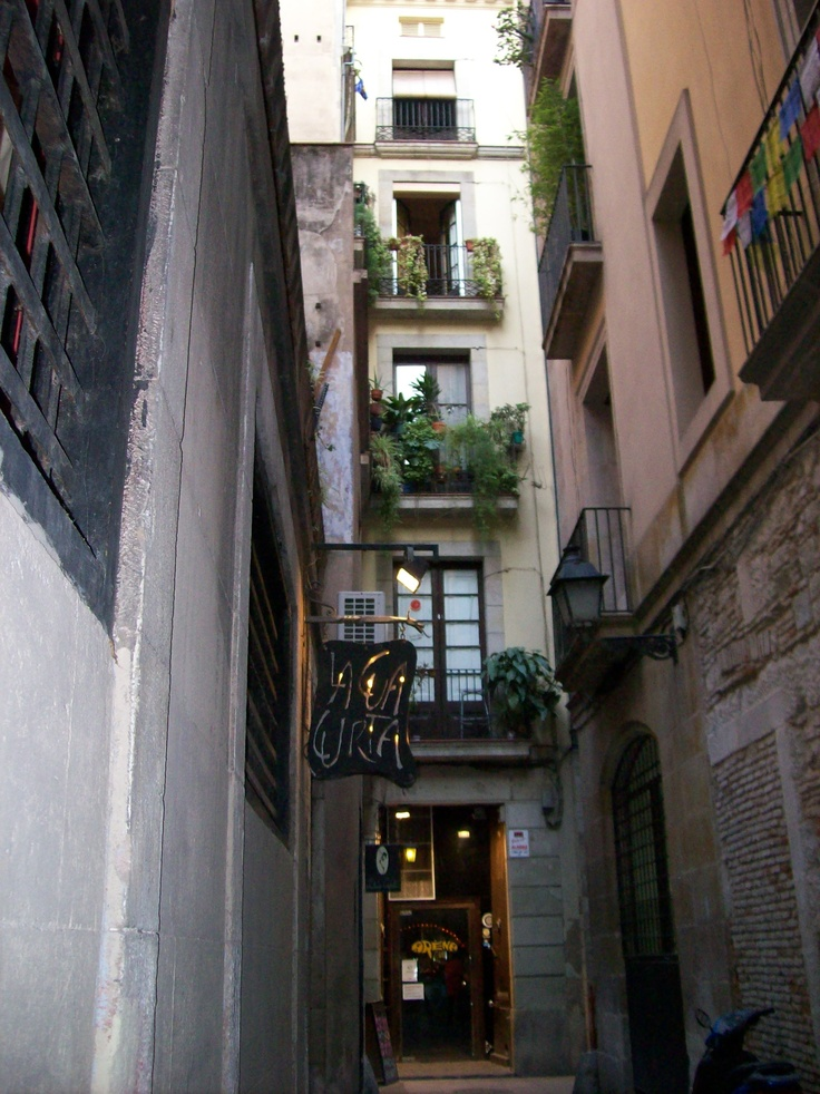 Beautiful Alley