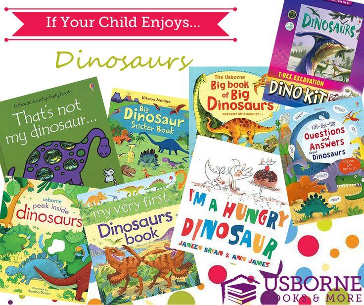Best of Usborne Dinosaurs Books