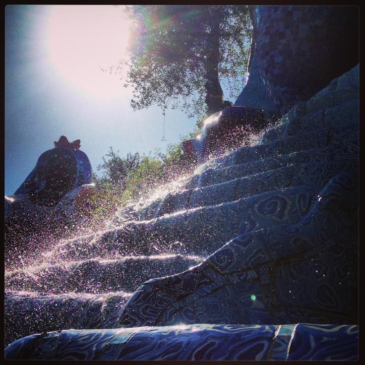 #giardinodeitarocchi #capalbio #maremmans