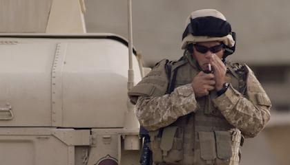 Q&A with Devil Dogs Actor John J. Pistone - #devildogs #war #military #Marines #USMC #movies #shortfilm #indiefilm #film #fallujah #iraqwar #interview #Q&A #cast #actor #johnjpistone