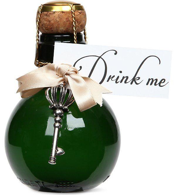 THE BUBBLE - The Bubble world's smallest bottle of sparkling wine 125ml | Selfridges.com