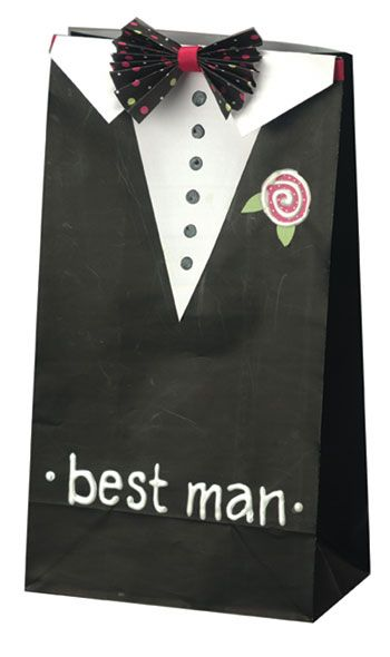 14 Wedding Gift Ideas  Best Man Gift Bag