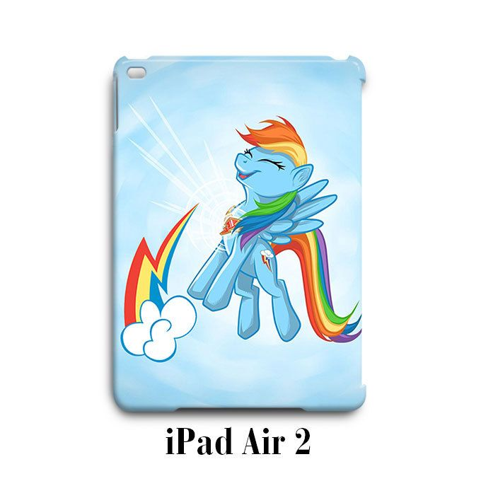 Rainbow Dash Cutie iPad Air 2 Case Cover Wrap Around