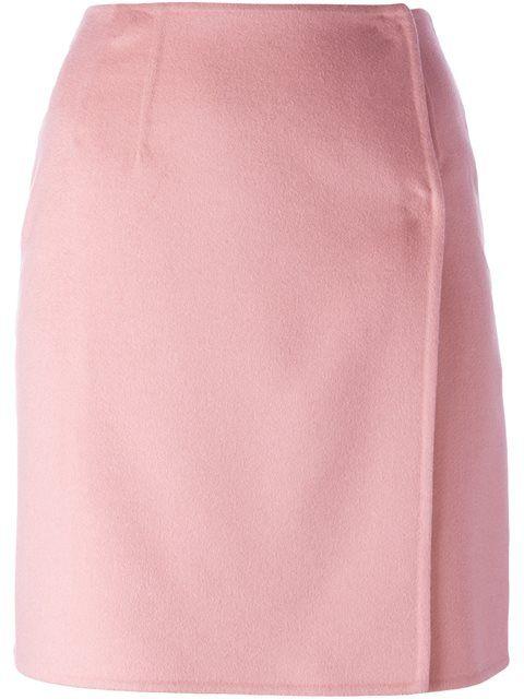 Ermanno Scervino короткая юбка с запахом
