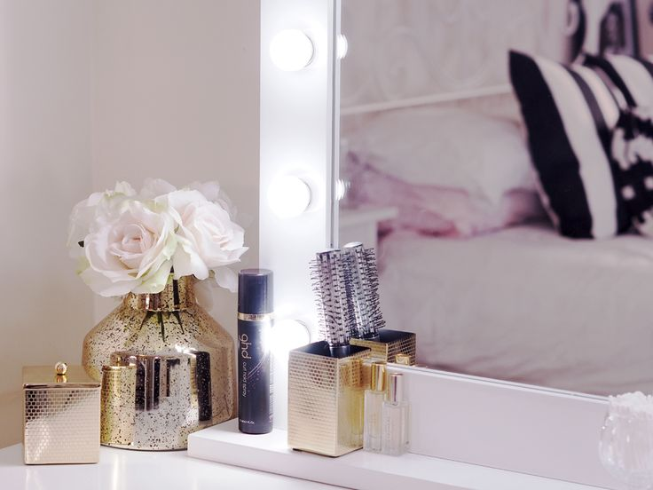our hollywood mirror makeup mirror as seen on shop now at https