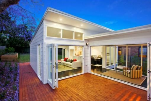 Prefab homes and modular homes in Australia: Parkwood Modular Buildings