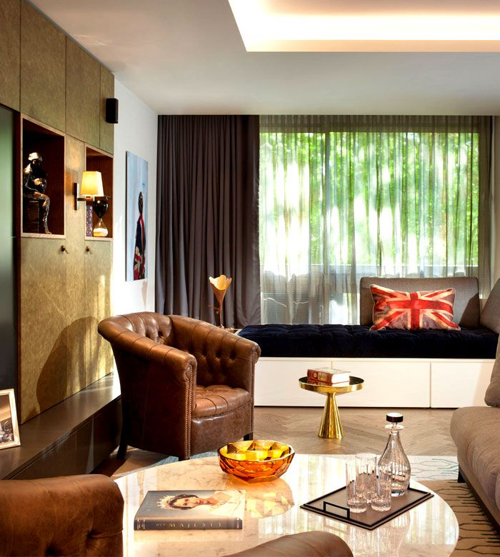 Luxury Two Bedroom Apartment In Central London Two Bedroom Apartments Minimalist Decor Home Decor