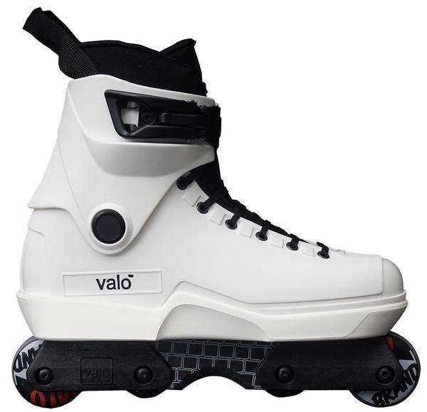 Valo V13 Bone White Complete Aggressive Skate