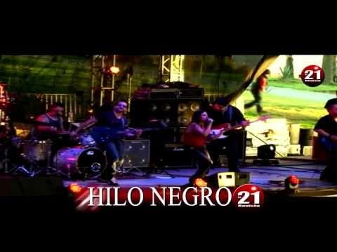 """Hilo Negro. El Grupo Mexicano Más Representativo del """"Hard Rock Melódico"""" - http://diariojudio.com/opinion/hilo-negro-el-grupo-mexicano-mas-representativo-del-hard-rock-melodico-2-2/110951/"""