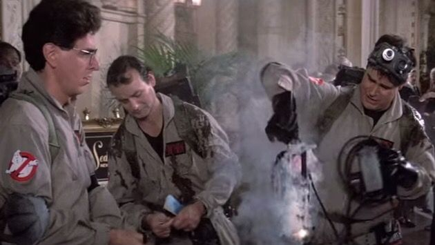 Looks like a real nasty one... #Ghostbusters (1984).