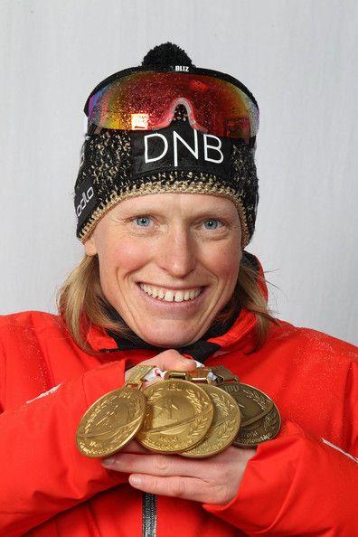 Tora Berger (Norvegia, Biathlon): Completa in tutto, ha dominato i Mondiali 2013 vincendo ben 4 medaglie d'oro.