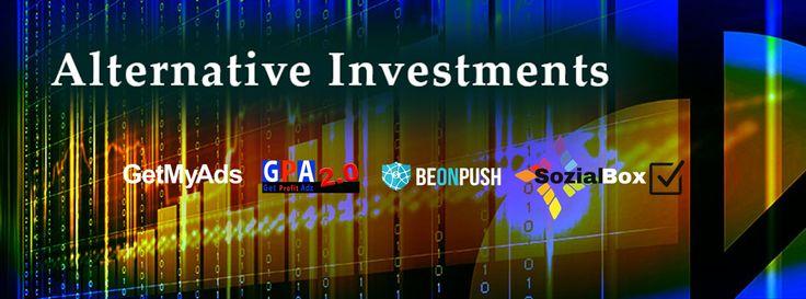 Investitionen in neue Märkte die zweistellige Zinsen bringen - In den Wachstumsmarkt...