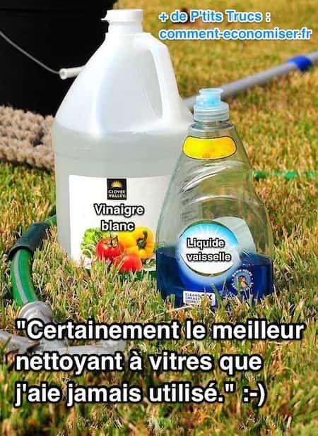 Aujourd'hui, j'ai le grand plaisir de partager avec vous la recette du meilleur nettoyant à vitres. :-)  Découvrez l'astuce ici : http://www.comment-economiser.fr/certainement-meilleur-nettoyant-vitres-jamais-utilise.html?utm_content=buffer64e66&utm_medium=social&utm_source=pinterest.com&utm_campaign=buffer