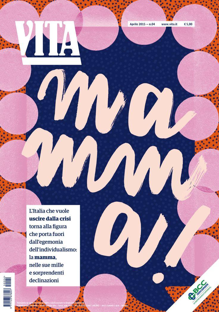 Vita April issue 2015Artwork: Studio Fludd