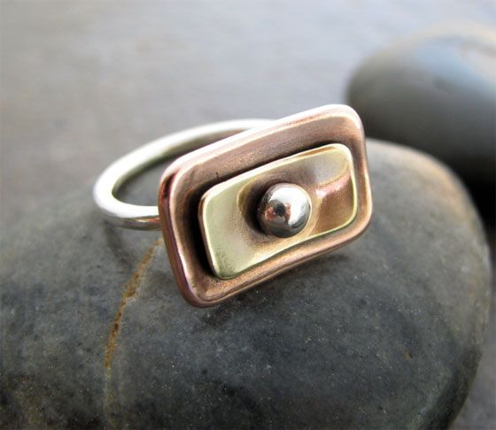 Handmade Metal Ring