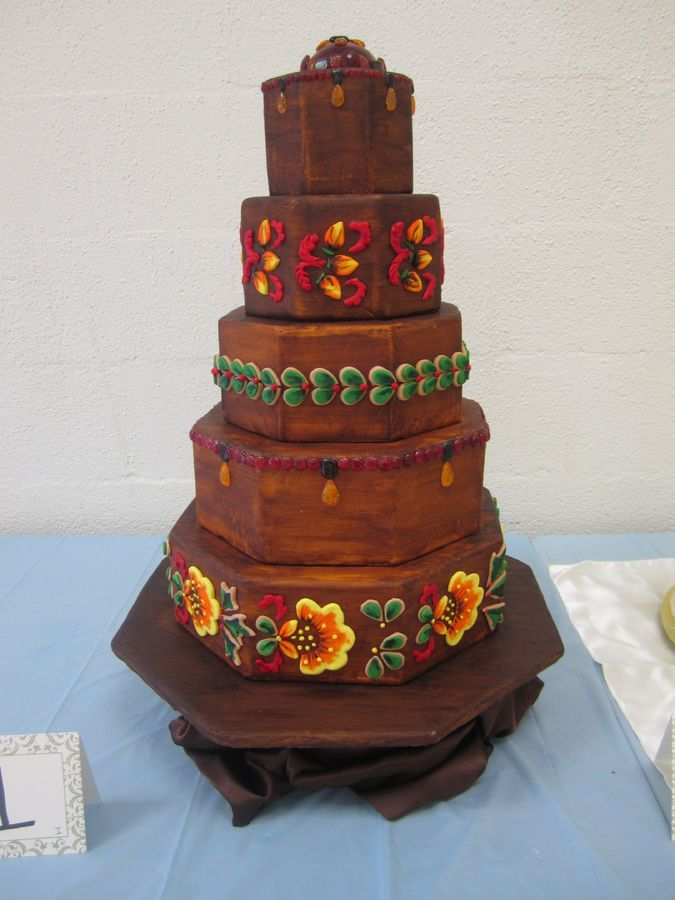 russian wedding cake images of russian wedding cakes russian jewelry box 19473