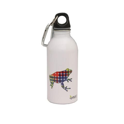 Stainless Steel Drink Bottle 380ml - Frog
