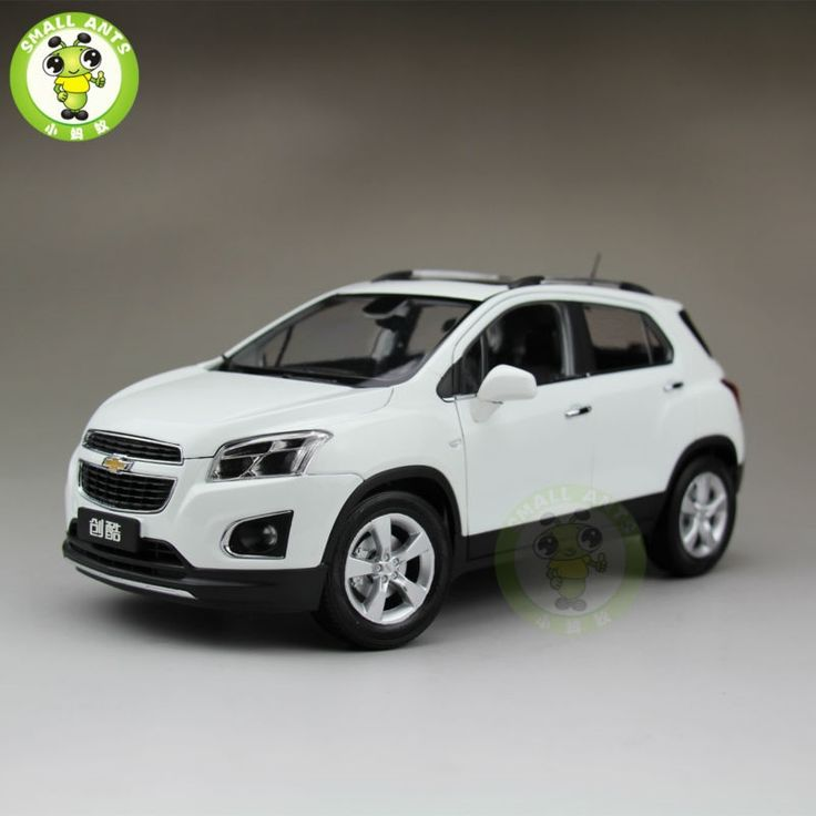 66.31$  Buy here - http://alimkt.worldwells.pw/go.php?t=32670357992 - 1:18 US GM Chevrolet TRAX 2013 Mini Suv Diecast Car Suv Model White 66.31$