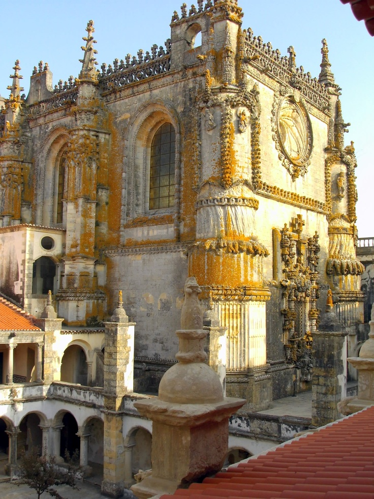 Convent in Tomar,