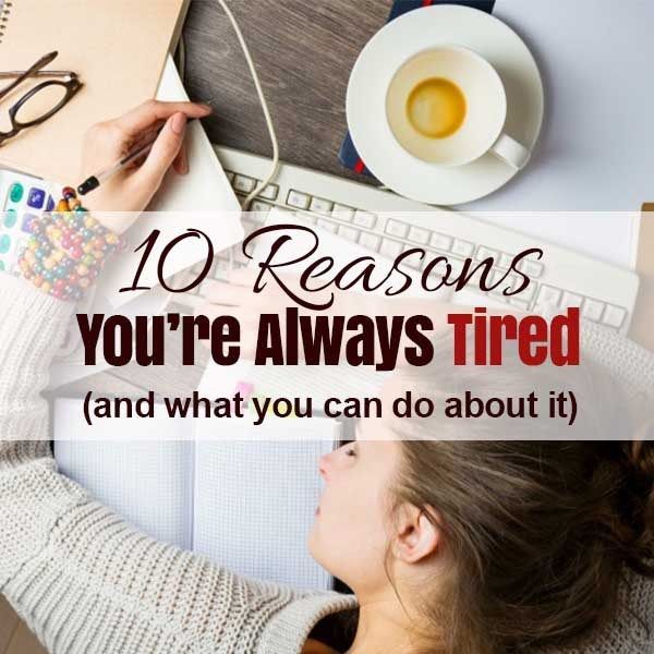 Feeling tired on a regular basis is extremely common. In fact, about one-third of healthy teens, adults and older individuals report feeling sleepy or fatigued. Fatigue is a common symptom of sever…
