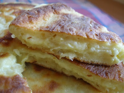 Bounteous bites: Khachapuri - the Georgian cheesebread with Suluguni