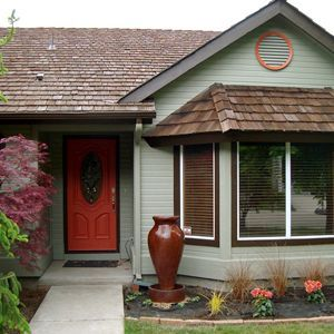 Try This October Mist 1495 Clinton Brown By Benjamin Moore Tomato Soup From Color Therapy