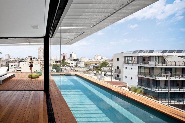 90 best in door swimming pool images on pinterest for Bauhaus swimmingpool