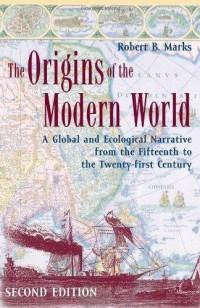 robert marks origins of the modern world thesis