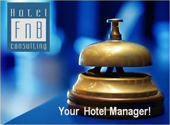Hotel & Restaurant consulting