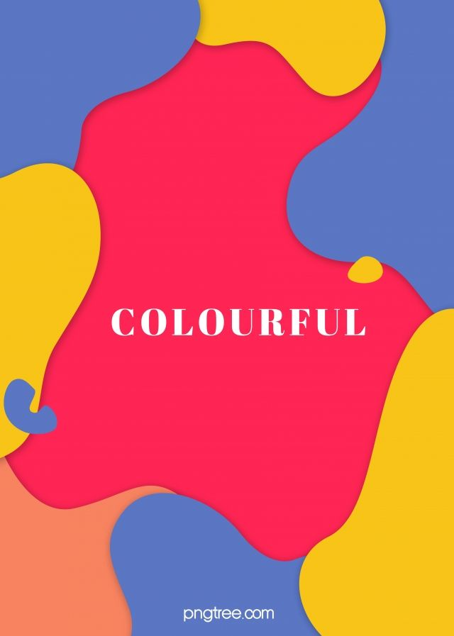 Fashion Abstract Colorful Wave Curve Background With Images