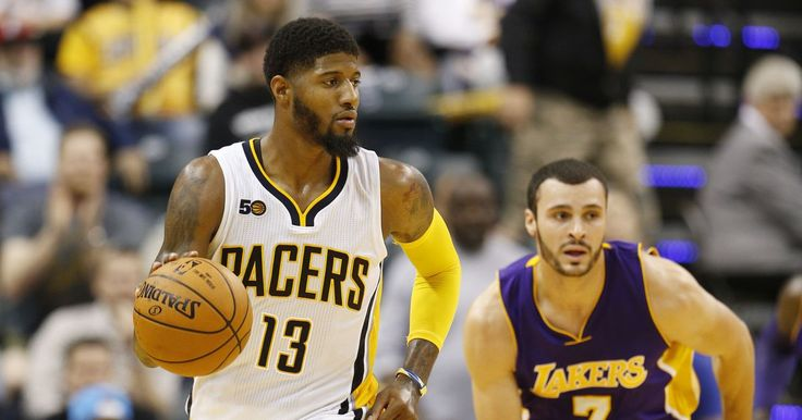 INDIANAPOLIS — Indiana Pacers owner Herb Simon is denying a report that the team might sue the Los Angeles Lakers for tampering with Paul George.  The NBA fined the Lakers $500,000 last week for violating league rules and there was a report that the Pacers were considering legal action,...