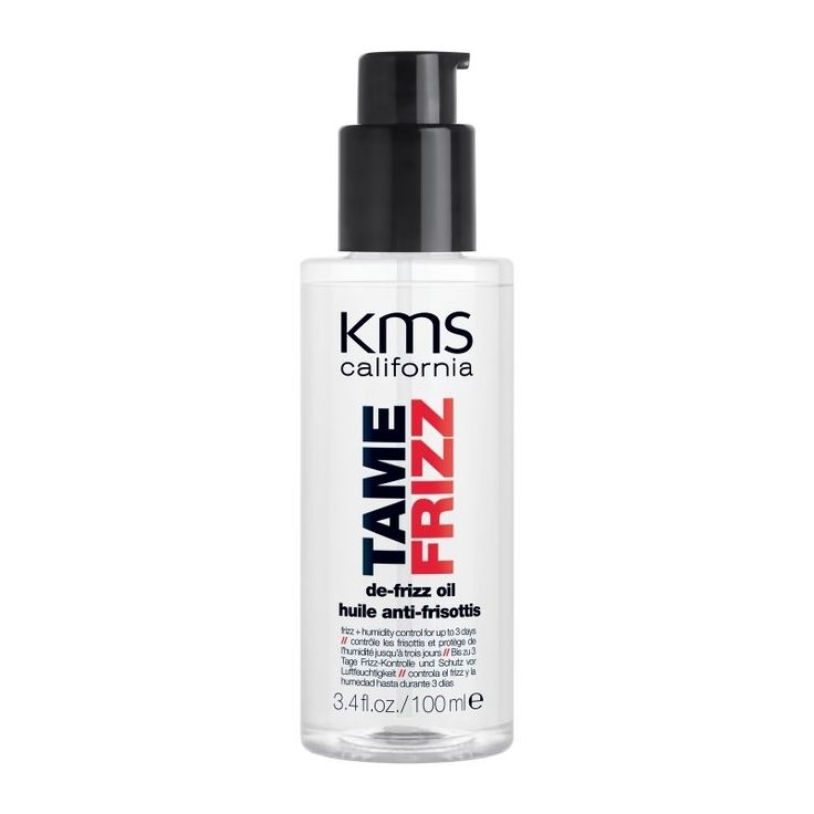 KMS Tame Frizz De-Frizz Oil 3.4 Fl Oz 100 mL in Health & Beauty, Hair Care & Styling, Styling Products | eBay