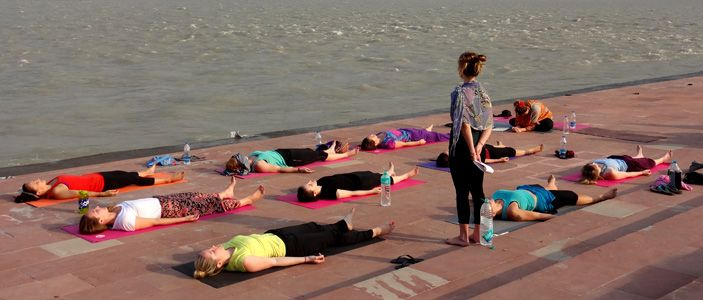 Upgrade yourself from Yoga practitioner to Yoga Teacher this March in Rishikesh!!