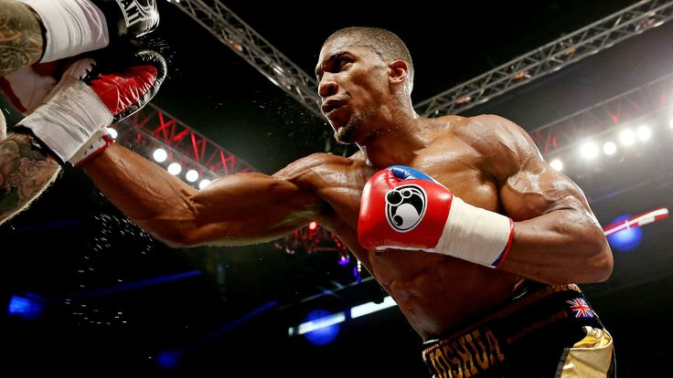 Anthony Joshua vs. Eric Molina: Live coverage of heavyweight title fight coming up shortly