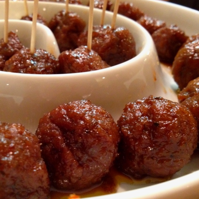 appetizers ever! Simmered in grape jelly and Thai chili sauce. Sweet ...