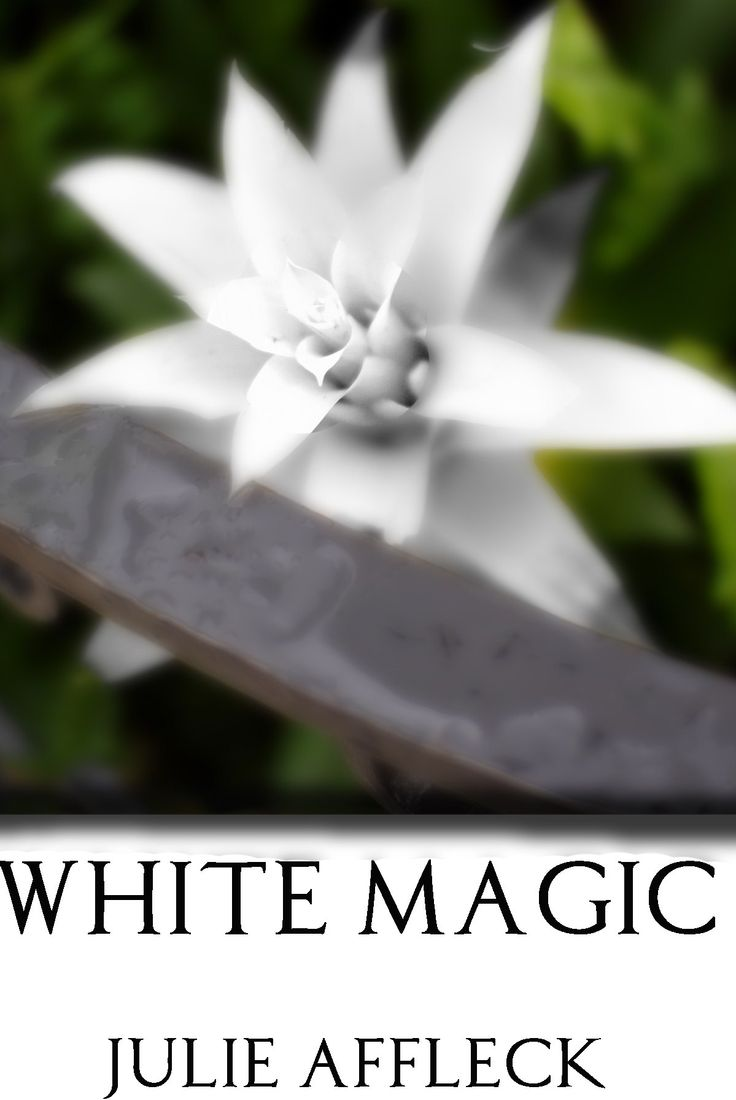 """Hello and thank you for joing us this week. My newest author is Julie Affleck. She is here to tell us about her new release, """"White Magic 2"""" Please do comment and here's Julie. Blurb: Fifteen year ..."""