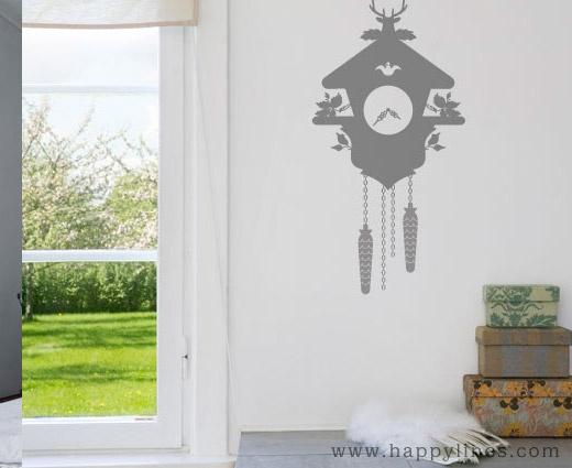 Wallsticker: Wall, Details, Happydesign