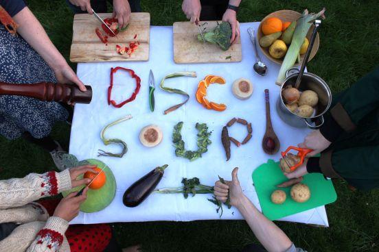 disco soup flyer image