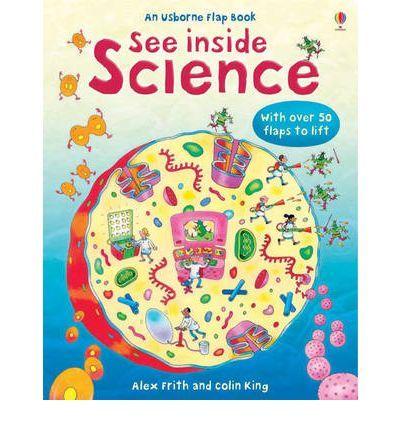 See Inside Science - Usborne - $18.32 (AUD)