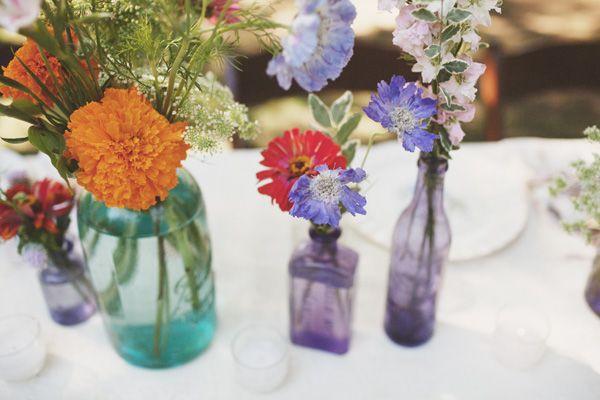 Hummingbird and Wildflower Wedding by Ulmer Studios, Part II