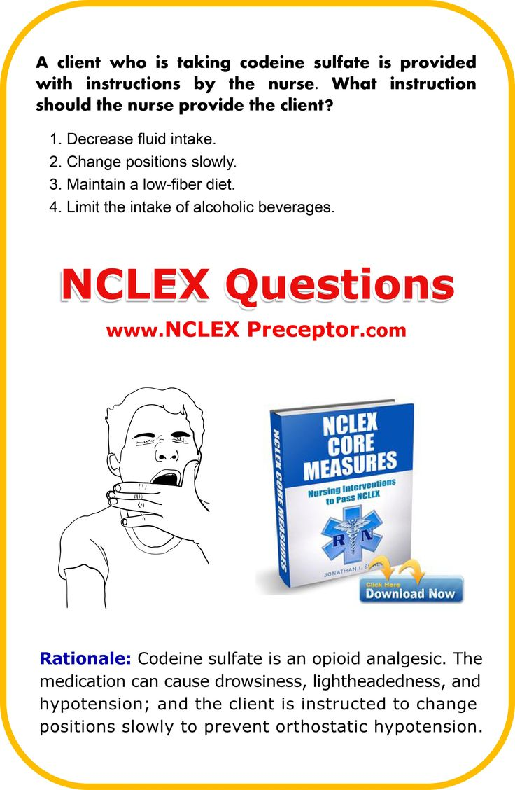 FREE Practice NCLEX questions for registered nurses. Get nursing tips to give the best healthcare. #NCLEXCoreMeasures