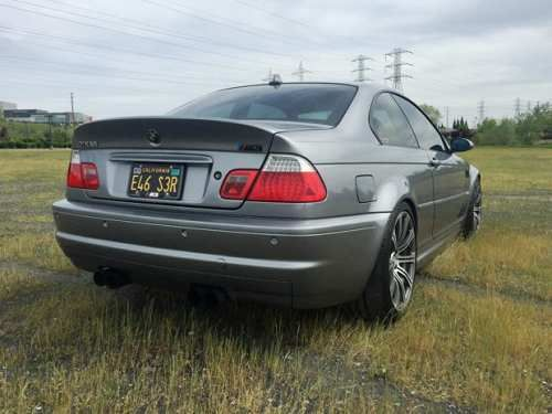 Motori: #BaT #Auction: #Supercharged 2004 BMW M3 SMG (link: http://ift.tt/2p5nq97 )